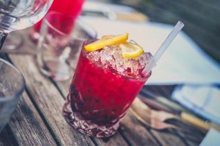 Travel Safety Tips- cocktails